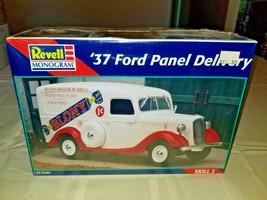 37' Ford Panel Delivery 1:25 Revell Model Kit  Sealed  - $11.87