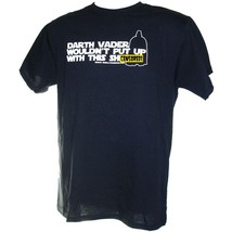Darth Vader Wouldn't Put Up With This S&%t - funny rude offensive Star W... - $16.55+