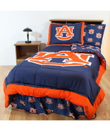 Auburn Tigers Comforter Sham & Pillowcase Set Twin to King - $110.90+