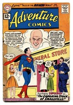 ADVENTURE COMICS #292 COMIC BOOK 1962 DC SUPERBOY-LEX LUTHOR - $21.44