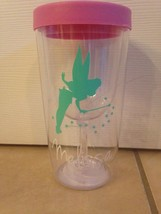 Disney Tinkerbell Inspired Personalized wine to go Tumbler Fish Extender Gifts - $16.82