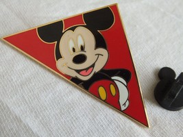 Mickey Mouse and Friends Tangram Set Red Mickey Mouse Triangle Disney Pin 59976 - $9.90