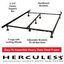 Modern Sleep Universal Heavy-Duty Adjustable Me... - $59.00