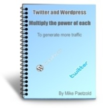 Twitter And Wordpress - ebook - $0.99