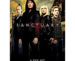Sanctuary: The Complete First Season 1 (DVD, 2009, 4-Disc Set New)  TV Series