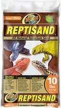 Zoo Med ReptiSand, 10 Pounds, Desert White - $17.55