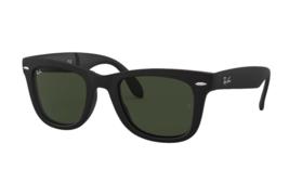 Ray ban Nylon Marco Verde Clásico Lente Gafas de Sol Unisex RB4105 601S 54 - $119.85