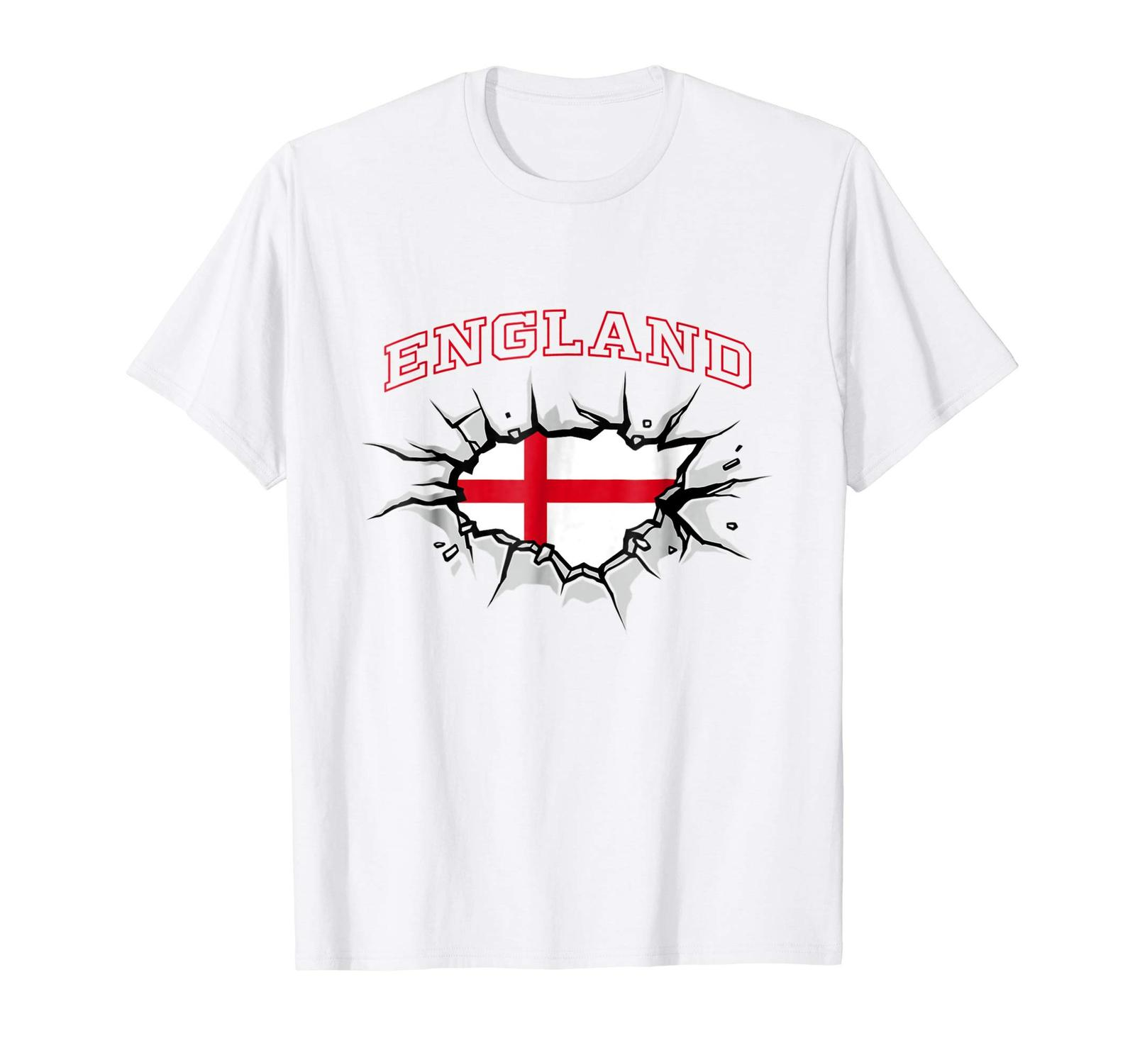 Primary image for Brother Shirts - England Flag T-Shirt Men