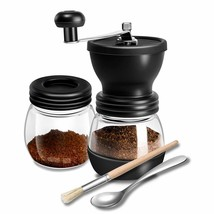 Aikfun Coffee Grinder, Hand Crank Coffee Mill, Quiet and Portable Conica... - €23,93 EUR