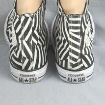 Converse Tout Étoile Chuck Tailleur Géométrique Rayé Échantillon Shoes Hommes 6 image 3