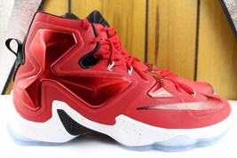 the latest 93bf7 39d80 LEBRON XIII 13 RED MEN SIZE 11.0 NEW RARE AUTHENTIC BASKETBALL - £149.07 GBP