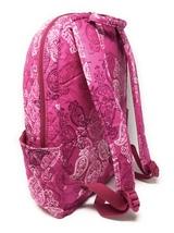 Vera Bradley Laptop Backpack - Stamped Paisley - NWT - $108 MSRP! image 5