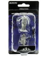 WizKids Deep Cuts Unpainted Miniatures: Pirates NEW! - $4.94