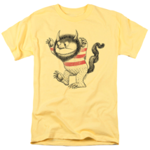 Where Wild Things Are T-shirt Retro Children Book and Movie Little Bear Tee image 1