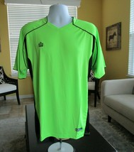 Admiral Plata Soccer Jersey Men's Sz L Athletic Sportswear Short Sleeve ... - $24.75
