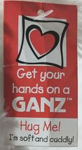 GANZ HX11211 Gusty The White Bear Hug Me Collection 15 Inches 3 Plus Age image 5