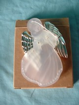 Avon Holiday Reflections Ornament Angel - NIP - $11.99