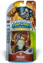 Skylanders SWAP Force: Knockout Terrafin Series 3 Character SHARK TOYS 2... - $14.82