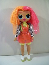 "LOL NEONLICIOUS 9"" FASHION DOLL FIGURE MGA  - $22.49"