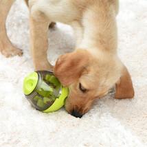 Pet Interactive Tumbler Ball Dog Puppy Toy Bite Resistant IQ Training - $18.99