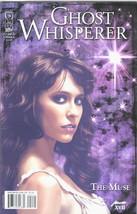 Ghost Whisperer Comic Book #2 A IDW 2008 NEAR MINT NEW UNREAD - $4.99