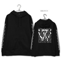 KPOP WINNER Japanese Concerts Cotton men and women Hooded Sweatshirts clothes co - $60.18