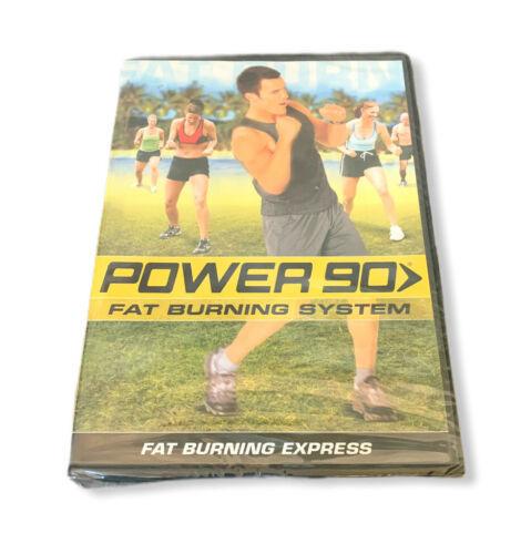 Power 90 Fat Burning System Tony Horton DVD Beachbody New Sealed Fitness Train - $9.89