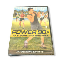 Power 90 Fat Burning System Tony Horton DVD Beachbody New Sealed Fitness... - $9.89