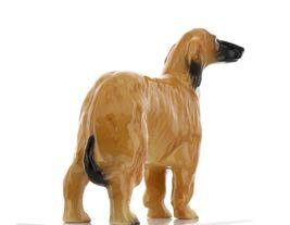 Hagen Renaker Pedigree Dog Afghan Hound Ceramic Figurine image 6