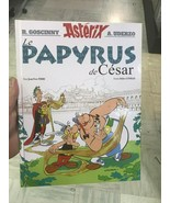 LE PAPYRUS DE CÉSAR - HARDCOVER- FRENCH ONLY -GREAT CONDITION! - $9.75