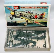 UPC 1:72 Scale GOSHIKISEN K1 100-2B K52 WWII Fighter Plane Model Kit 802... - $14.00