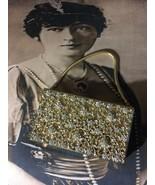 EVANS Fabulous Vintage Rhinestone 1940s Clutch Purse - $138.60
