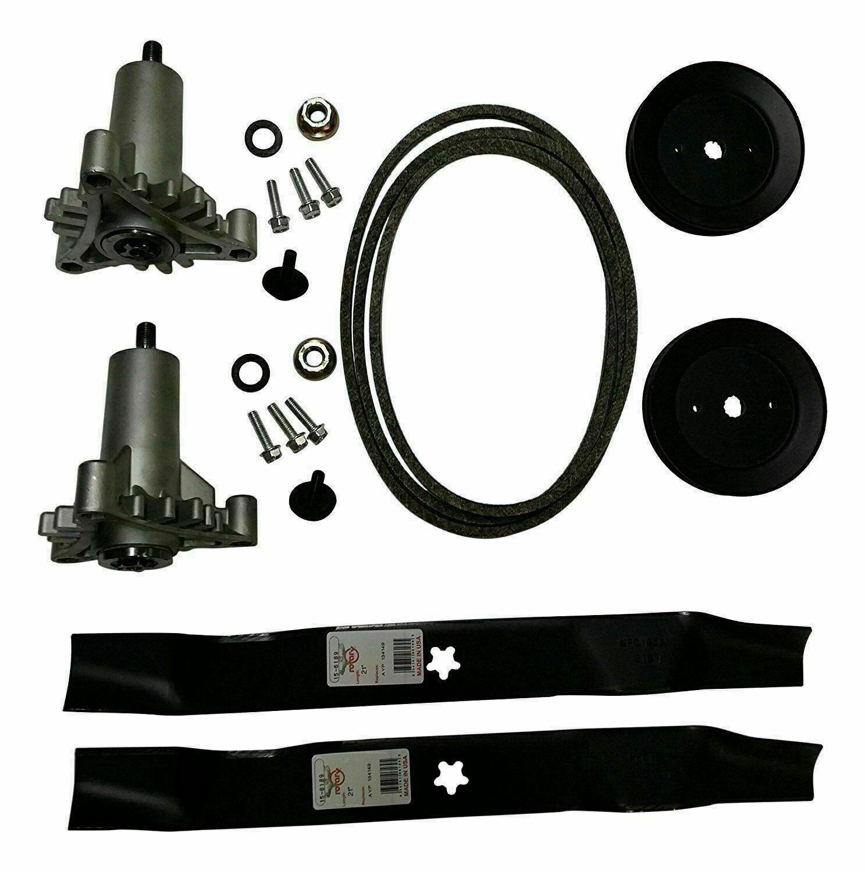 """Deck Rebuild Kit Craftsman 42"""" LT1000 917.275671 LT2000 247.288842 YS4500 138971 - $119.99"""