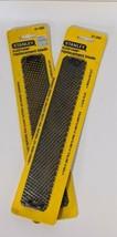 "Lot of 2 Stanley 21-293 Surform Regular Cut Flat Replacement Blade 10"" New - $8.14"