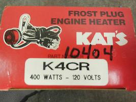 KAT'S K4CR ENGINE BLOCK HEATER 10404 image 2