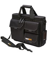 ToughBuilt - Quick Access Laptop Bag + Shoulder Strap, Medium, Rugged Ha... - $58.99