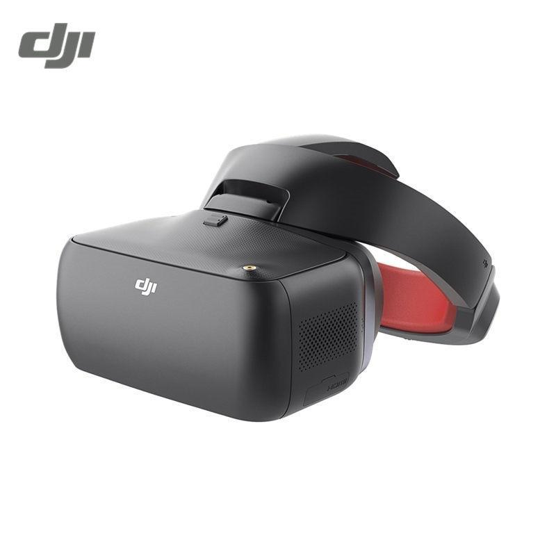 DJI GOGGLES RE Racing Edition 2.4G 5.8G FPV Headset For RC Drone Mavic Spare Pha