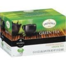 Twininngs Green Tea K-Cups for Keurig Brewers 4 Boxes of 24 - $72.46
