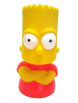 Simpsons The Bart Bust Bank Action Figure - $18.16