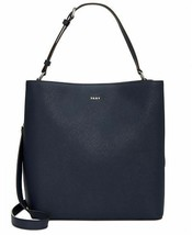 DKNY Samara Small Bucket Bag BlackGold - $115.00