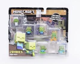 Mattel Minecraft Zombie Mini-Figure Mob Pack - $11.99