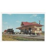 Strasburg PA Railroad Depot 1882 Passenger Station James E Hess Vintage ... - $4.99