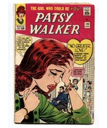 Patsy Walker #122 COMIC BOOK 1965-Marvel silver age- wheelchair cover - $31.53