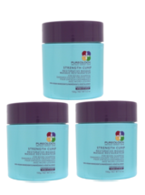 Pureology Strength Cure Restorative Masque, 5.2 Ounce (pack of 3) Limited! - $89.99