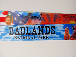 Bad Lands National Park - Souvenir Lanyard - New - unused - souvenir (#58) - $5.93