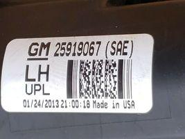 13-16 Chevy Malibu Headlight Head Light Lamp Driver Left LH image 8