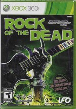 New - Rock of the Dead - Xbox 360  - $6.28