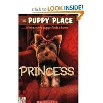Princess (The Puppy Place. Where every puppy finds a home.) [Paperback] [Jan ... - $1.32