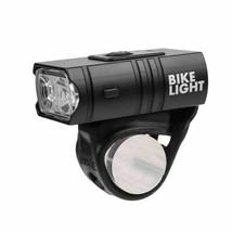Lumière de bicyclette LED 10W 800LM USB Rechargeable Power Display VTT... - $29.61