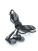 Sony MDR-XB50 Earbuds Headphones Extra Bass w/ Mic - Black - Used - $14.80